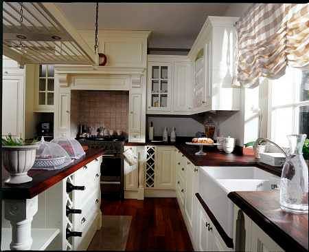Kuchnia W Stylu Prowansalskim