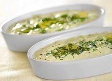 Cacik (jogurt z ogórkami) - ugotuj