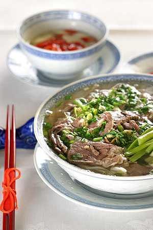 Menu dnia w wietnamskim stylu