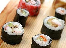 Sushi (Japonia) - ugotuj