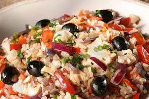 Ry� i kurczak - duet idealny na szybki obiad
