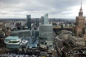 Jak pracowa�, to tylko w Warszawie?