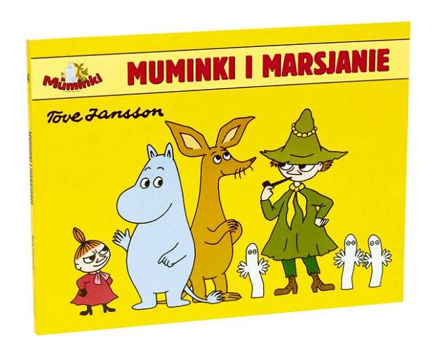 Komiks o Muminkach