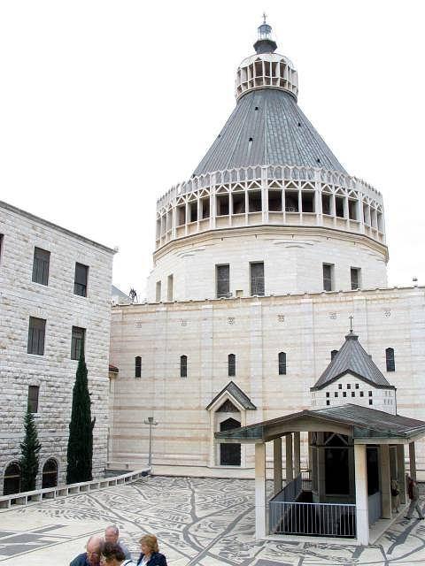 Bazylika Zwiastowania w Nazarecie