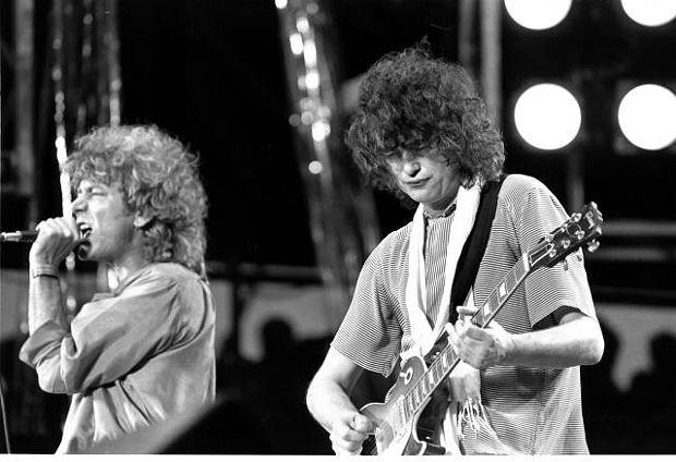Jimmy Page ko�czy 70 lat. B�d� reedycje Led Zeppelin z nieznanymi nagraniami