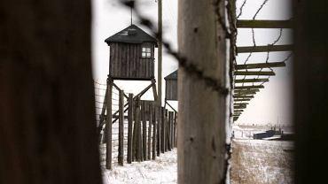 Były niemiecki nazistowski obóz koncentracyjny na Majdanku