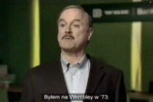 Pcim oburzony reklam� banku z Johnem Cleese
