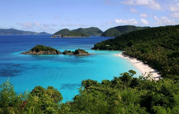 Karaiby - ponad 7000 rajskich wysp po�o�onych pomi�dzy Amerykami.