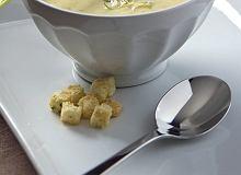 Zupa chrzanowa z szynką - ugotuj