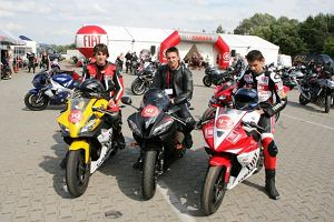 Yamaha Riding Experience 2008