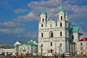 Bia�oruska skarb�wka wzywa polonist�w