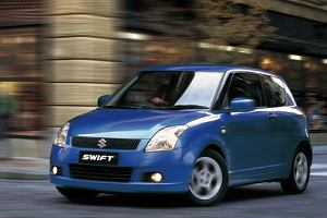 Polska: Akcja naprawcza modelu Suzuki Swift
