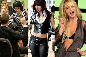 Britney Spears na planie nowego klipu! Zdj�cia!