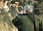 Tragiczne polowanie - naganiacz i my�liwy nie �yj�