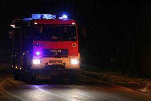 Po wypadku krajowa 9 nieprzejezdna w Kolbuszowej