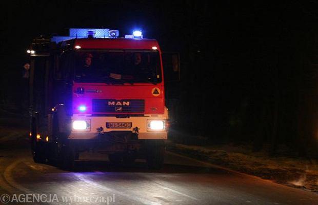 Opole: Ewakuowani mieszka�cy dw�ch kamienic mogli wr�ci� do dom�w