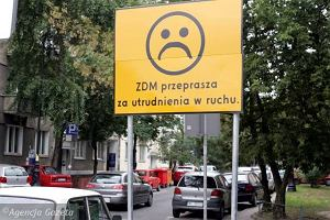 Weekend pe�en remont�w: w�skie rondo ONZ, zamkni�te �elazna i W�o�cia�ska