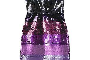 Po�yskuj�ca sukienka Beyonce