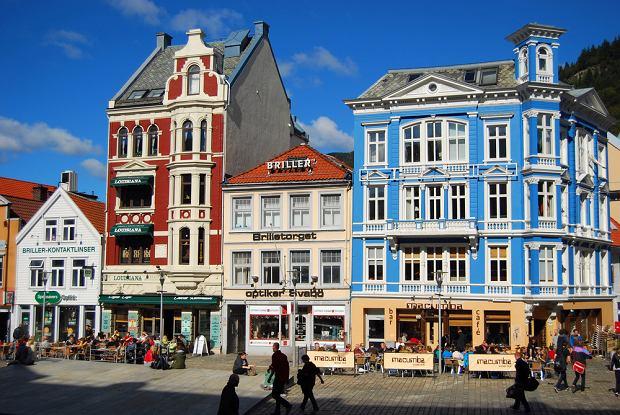 Bergen - zimno, drogo i przepi�knie