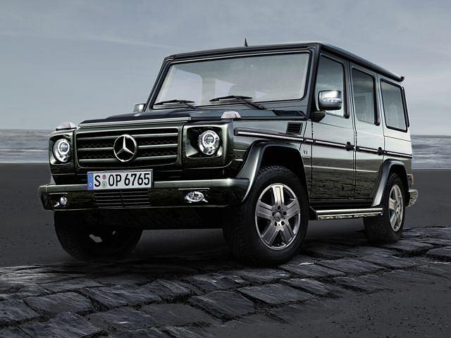 Mercedes G 500 EDITION30 (W463)