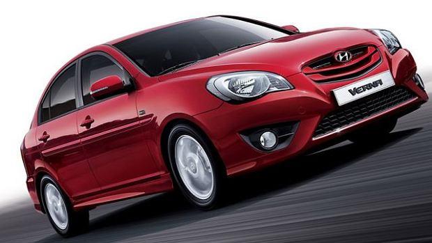 Hyundai Accent po liftingu