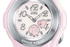 Słodkie zegarki Baby-G