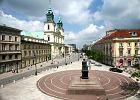 Wyrzuc� cwaniak�w z Krakowskiego Przedmie�cia?