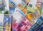 Bank Szwajcarii jest got�w dalej broni� kursu franka