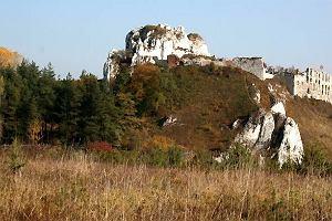 Jura Krakowsko-Cz�stochowska. Szlakiem jaskiniowc�w