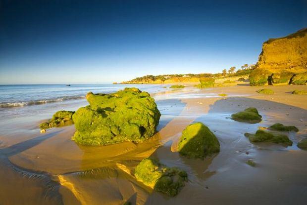 Krajobrazy Algarve