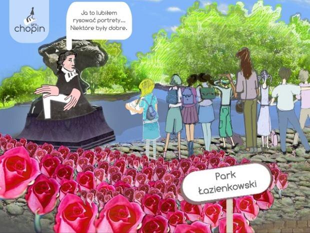 Gra online promuje Rok Chopinowski 2010