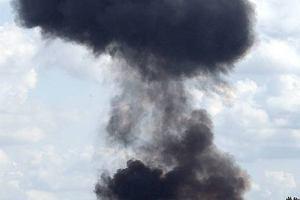 Wypadek na Air Show w Radomiu