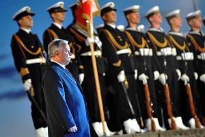 Prezydent: Wielu� symbolem tej strasznej wojny