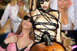 Za kt�r� gwiazd� przebierzesz si� w Halloween?