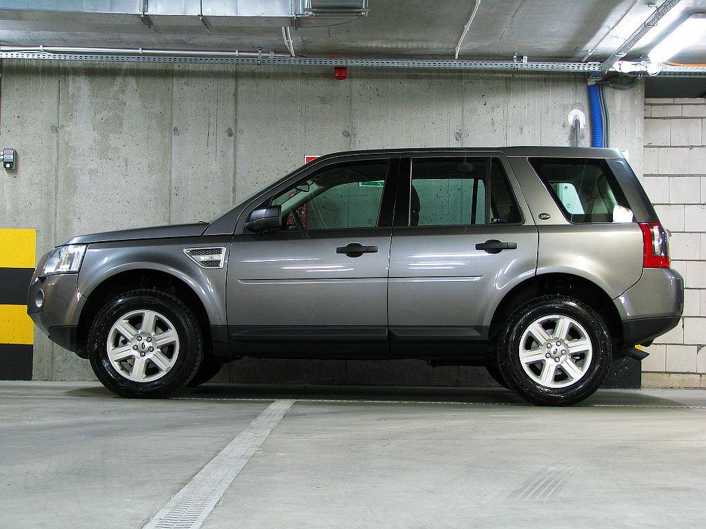 Land Rover Freelander 2 TD4.e
