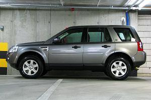 Land Rover Freelander 2 TD4.e - test | Za kierownic�
