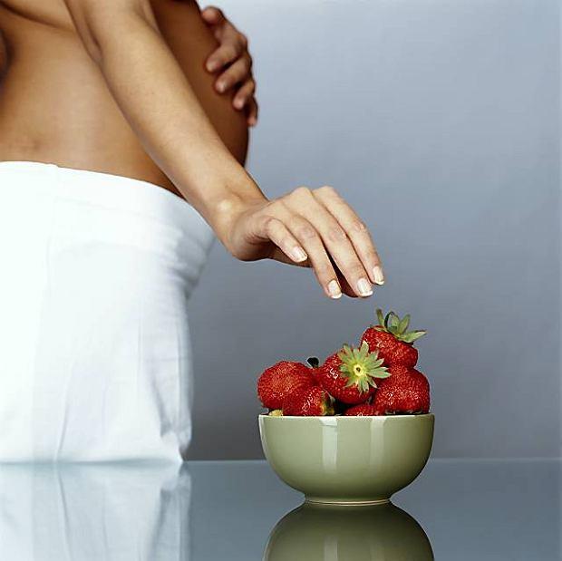Dieta w ciąży - talerz dla dwojga