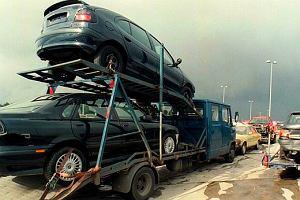 Polacy przoduj� w imporcie starych aut