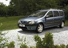 Nowa Dacia - buraki zamiast benzyny