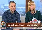 """""""Toksyczne kosmetyki"""" w Dzie� Dobry TVN"""