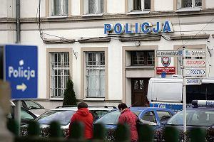 Nowomiejski policjant z zarzutami - za dużo przemocy