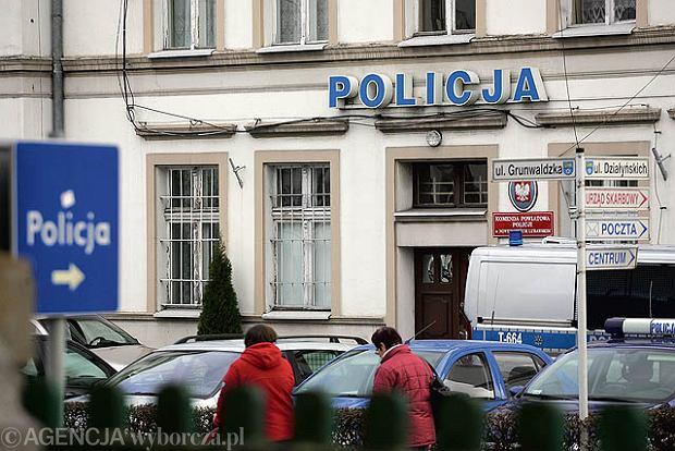 Nowomiejski policjant z zarzutami - za du�o przemocy
