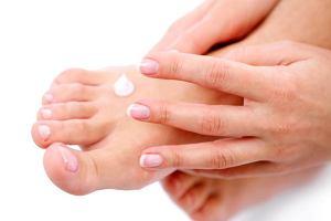9 rad, by stopy były zdrowe