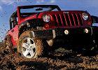 Nie lekcewa� Jeepa z dymkiem