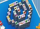 Mahjong z animowanymi klockami