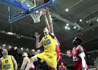 Euroliga. Asseco Prokom Gdynia - Olympiakos Pireus 70:86. Koniec pi�knego snu