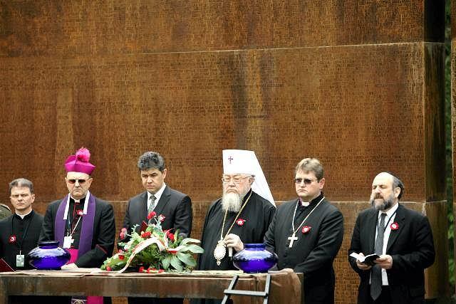 Uroczystości rozpoczęły się od modlitwy ekumenicznej