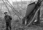 Miejsce katastrofy zn�w b�dzie pilnowane przez milicj�