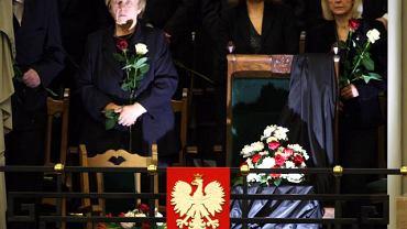 Puste miejsce prezydenta Kaczyńskiego w Sejmie