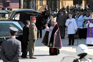 Pogrzeb z ceremonia�em dla najwa�niejszych os�b w pa�stwie